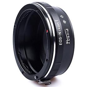 Ống kính Adaptor Vòng Cho Canon EOS Lens đến Nikon1 J1 / J2 / J3 / V1 / V2 / V3 Camera