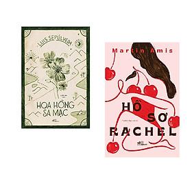 Combo 2 cuốn sách: Hồ sơ Rachel  + Hoa hồng sa mạc