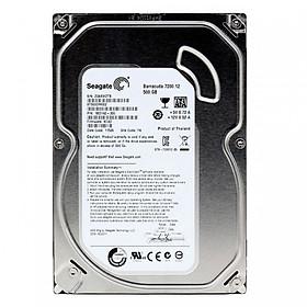 Ổ cứng HDD 500G Seagate SATA - Tặng dây cáp SATA 3.0
