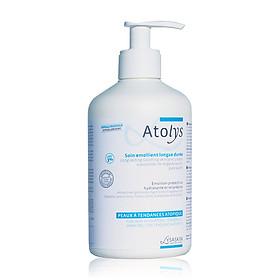 Sữa dưỡng cho da bị nứt nẻ và có xu hường bị dị ứng Lysaskin Atolys Soin Emollient Longue Durée 200ml