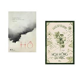 Combo 2 cuốn sách: Hồ (Kawabata Yasunari)  + Hoa hồng sa mạc