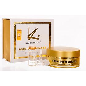 Kem Dưỡng Trắng Da Toàn Thân - Body Whitening X5 Essence Cream Kay Beauty