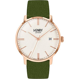 Đồng Hồ Nam Henry London HL40-S-0362 REGENCY