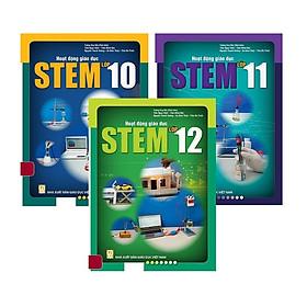 Hoạt động Giáo Dục STEM lớp 10,11,12