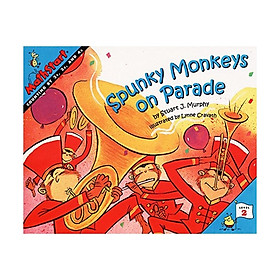 Mathstart L2:Spunky Monkeys On Parade