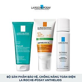 Bộ sản phẩm bảo vệ, chống nắng toàn diện La Roche-Posay Anthelios