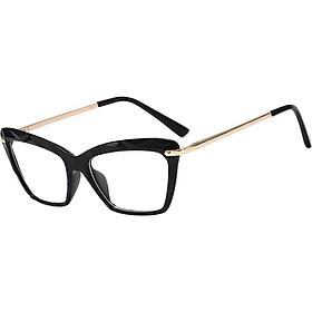 Fun Vintage Lady Eyeglasses Optical Glasses Spectacle Frame Clear Lens Women Eyewear