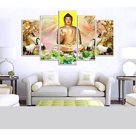 Tranh Treo Phòng Thờ |Phật Giáo |T3M-21246