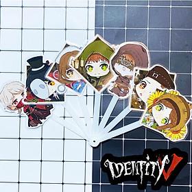 Quạt xòe đầu to anime Identity V Nhân cách thứ năm ảnh đẹp
