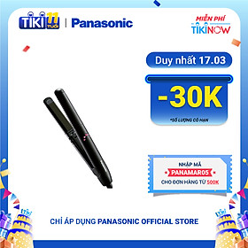 Máy Tạo Kiểu Tóc Panasonic EH-HV11-K645 (Đen) - Hàng Chính Hãng