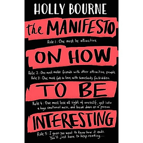 Usborne Middle Grade Fiction: The Manifesto on how to be interesting