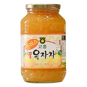 Trà Chanh Vàng Mật Ong Hàn Quốc Cao Cấp Honey Citron Tea 1000g