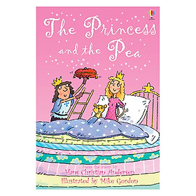Usborne Young Reading Series One: The Princess and the Pea + CD