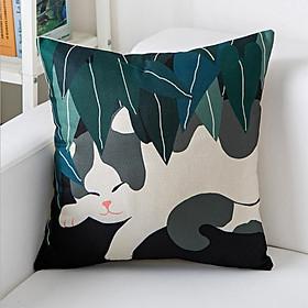 gối vuông trang trí , gối tựa lưng sofa