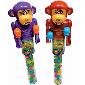 Kẹo đồ chơi Kidsmania Punchy Monkey 12gr (Hình ngẫu nhiên)