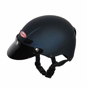 Mũ Bảo Hiểm Andes Nửa Đầu 3S109 Nhám