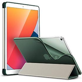 Bao da cho iPad Gen 8 10.2 2020 ESR Rebound Slim Smart Case - Hàng Nhập Khẩu