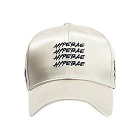Nón Ballcap PREMI3R Hypebae 4Line FL433 - Trắng