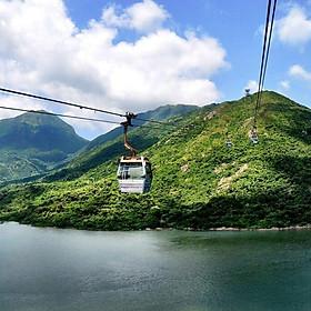 Vé Cáp Treo Ngong Ping 360 Hong Kong - 1 Chiều