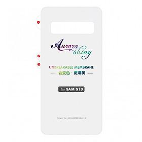 Miếng Dán Mặt Lưng PPF Dành Cho Samsung Galaxy S10 / S10 Plus