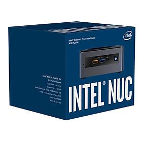Máy tính văn phòng mini Intel NUC7CJYH - Chưa bao gồm RAM & SSD - Hàng Chính Hãng