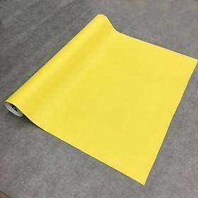 Giấy dán tường màu trơn - khổ 1,2m - có sẵn keo