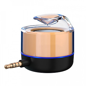 Loa Mini Jack 3.5mm Gắn Điện Thoại