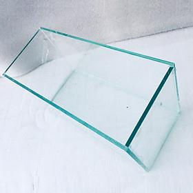 Bể cá mini để bàn 30x13x15cm