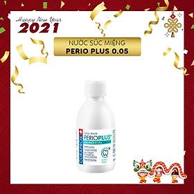 Nước súc miệng sát khuẩn Curaprox Perio Plus