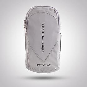 Túi đeo tay đựng điện thoại phản quang chạy bộ Rimix RM3201