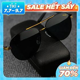 Kính mát nam nữ thời trang cao cấp PAGINI - Thiết kế đổi màu trẻ trung - Chống nắng, bụi và tia UV - KINH6533B