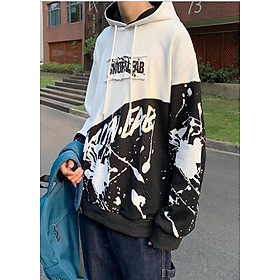 áo hoodie from rộng Nam Nữ HD7