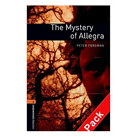 Oxford Bookworms Library (3 Ed.) 2: The Mystery Of Allegra Audio CD Pack