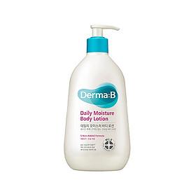 Kem Dưỡng Derma:B Daily Moisture Body Lotion 400ml - Dưỡng ẩm Nhãn ...
