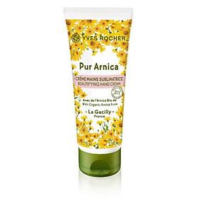 Kem Dưỡng Da Tay Và Móng Yves Rocher Pur Arnica 2 in 1 Beautifying Hand & Nail Cream 75ml