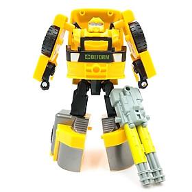 Đồ Chơi Robot Biến Hình Siêu Xe - Màu Vàng Boy Toys - AB-23A