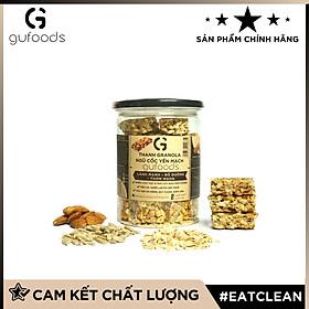 Thanh granola ngũ cốc yến mạch GUfoods - Giàu chất xơ & protein, Lành mạnh, Bổ dưỡng, Thơm ngon