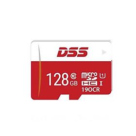 THẺ NHỚ LƯU TRỮ CHUYÊN DÙNG 128GB-DSS DSS-TL128MIC - Chuyên dùng ghi hình tốc độ cao cho Máy Ảnh, Máy Quay Phim