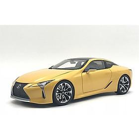 Xe Mô Hình Lexus Lc500 Mh 1:18 Autoart - 78847 (Vàng)