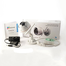 Camera IP Wifi Ngoài Trời Ezviz C3W HD 720p (CS-CV310) - hàng nhập khẩu