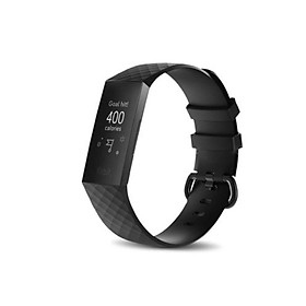 Dây Đeo Silicone Thay Thế Cho Đông Hồ Fitbit Charge 3