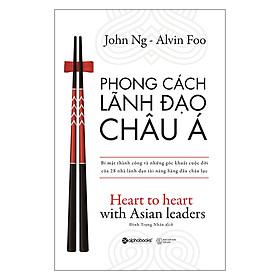 Phong Cách Lãnh Đạo Châu Á