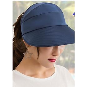 Mũ chống nắng rộng vành thời trang, nón chống nắng chống uv cho nữ