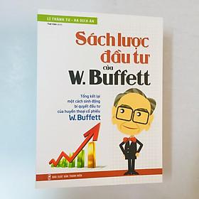 Sách Lược Đầu Tư Của W.Buffett có bookmark