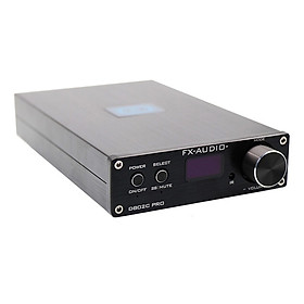 Bộ Giải Mã DAC Amplifier Hỗ Trợ AptX NFC Bluetooth 4.2 FX-AUDIO D802C PRO - Hàng Chính Hãng