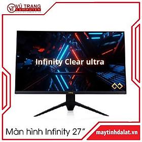 Màn hình gaming Infinity Clear Ultra 27 inch 2K 165Hz 1ms - hàng chính hãng