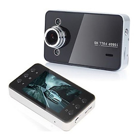 Camera Hành Trình Với Màn Hình LCD Tích Hợp Cổng Kết Nối HDMI K6000 Cho Xe Hơi (2.4 Inches)