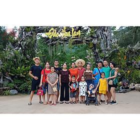 NHA TRANG: Tour Suối Hoa Lan - Đảo Khỉ 1 Ngày | Tour Trọn Gói Bao Gồm Xe Đưa Đón Từ Nha Trang + Tàu Ra Đảo + Ăn Trưa Trên Đảo + Vé Vào Cổng Tham Quan + HDV Suốt Tuyến