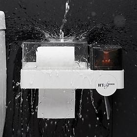 Hộp đựng giấy vệ sinh treo tường chống thấm nước HT SYS-COCO-A1804