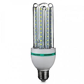 Đèn Compact Trong Suốt Ánh Sáng Trắng SMD2835 (16W)